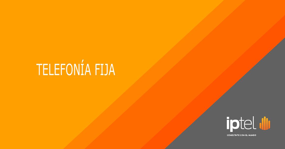Servicio de Telefonía Fija IP