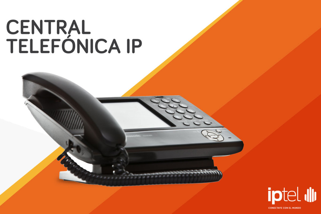 Central telefonica IP